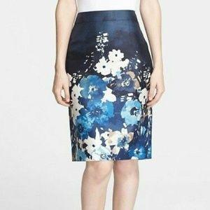 Kate Spade New York Marit Autumn Pencil Skirt